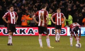 Sheffield United hearts are broken.