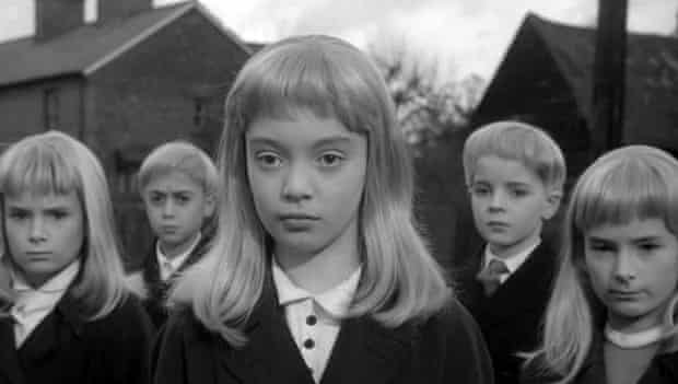 Children of the Village of the Damned.