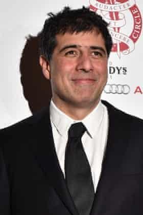 Iranian-British screenwriter and film director Hossein Amini