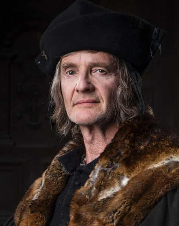 Anton Lesser as More in the BBC's Wolf Hall