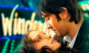 Saawariya …in which a romantic chap embarks on the relentless pursuit of one woman.