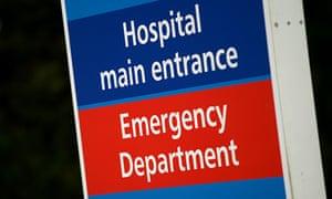 Hospital A&E
