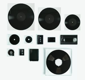 An Album In 12 Different Formats Trevor Jackson Mines