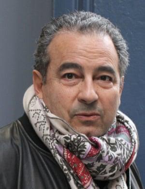 Jean Touitou … recalcitrant.