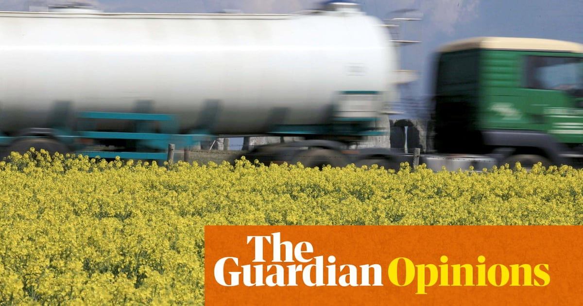 Biofuels Are Not A Green Alternative To Fossil Fuels