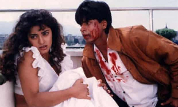 An inspirational tale … Darr: A Violent Love Story