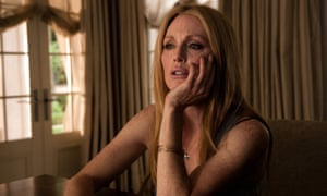 'Thrillingly deranged': Julianne Moore in Maps to the Stars.