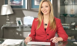 Lisa Kudrow as the 'sublimely horrible' Fiona Wallice in Web Therapy.