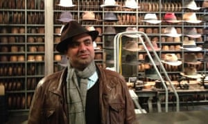Saptarshi Ray in Optimum Hats, Chicago