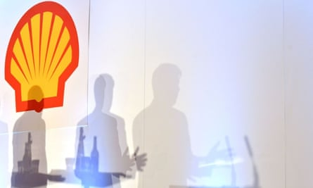 Shell has weathered the low oil prices to become 'a predator rather than prey'.