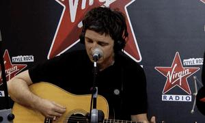 Noel Gallagher appears on Virgin Radio.