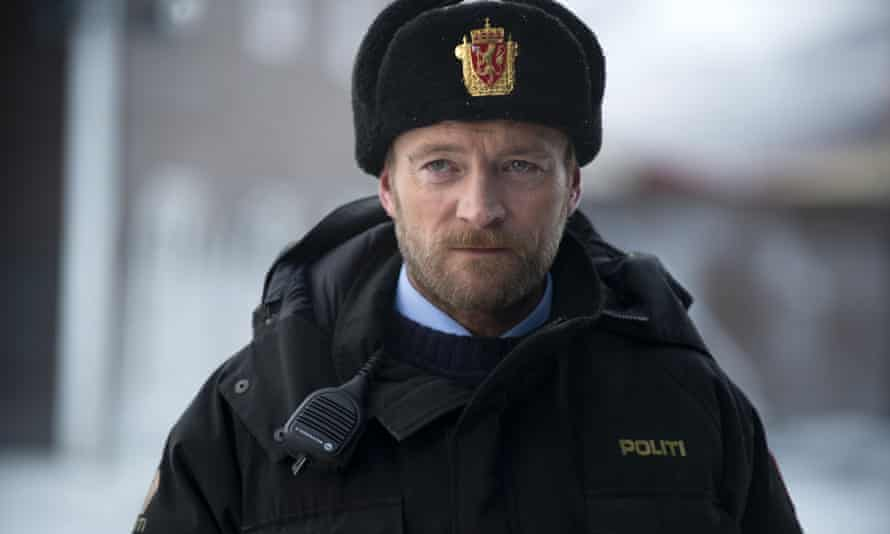 Richard Dormer as Sheriff Dan Anderssen in Fortitude.