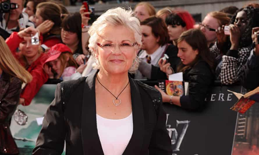 Actor Julie Walters