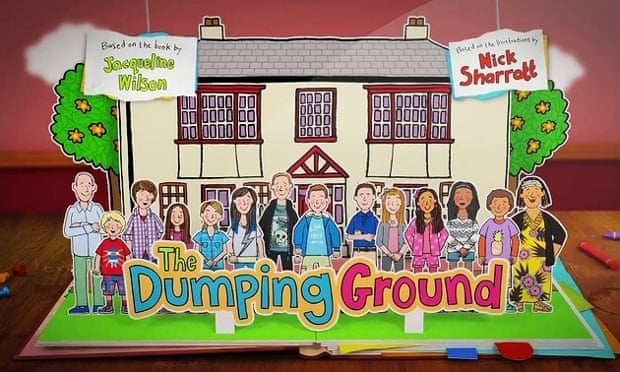 The BBC's children's offering includes Dumping Ground