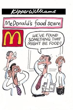 Kipper Williams on McDonald's