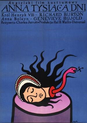 Anne of the Thousand Days (Dir. Charles Jarrott) designed by Jerzy Flisak
