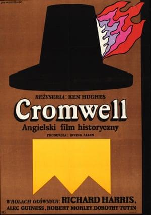 Cromwell (dir. Ken Hughes). Designed by Jan Mlodozeniec