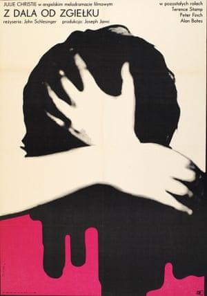 Far From the Madding Crowd (Dir. John Schlesinger) designed by Bronislaw Zelek