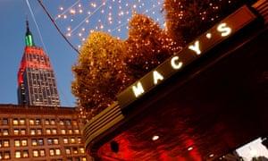 macy's store in new york