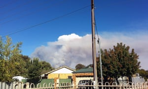 adelaide fires