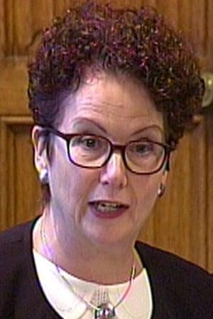 Hazel Blears MP said sanctions led to 'perverse outcomes'.