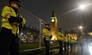 Occupy Democracy Parliament Square London