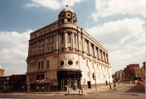 The Scala cinema, King's Cross, in 1984.