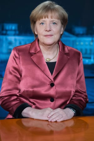 Chancellor Angela Merkel has been forced to go on the attack against Pegida.