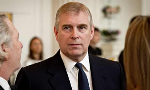 "Buckingham Palace has denied ""any suggestion of impropriety with underage minors"" by Prince Andrew,"