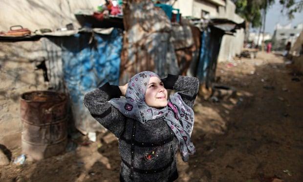 MIDEAST-GAZA-LIFE