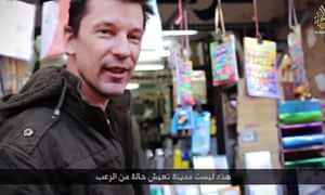 John Cantlie video