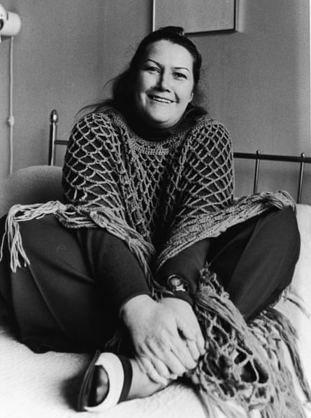 Colleen McCullough in 1977