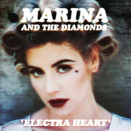 Marina and the Diamonds' album Electra Heart.