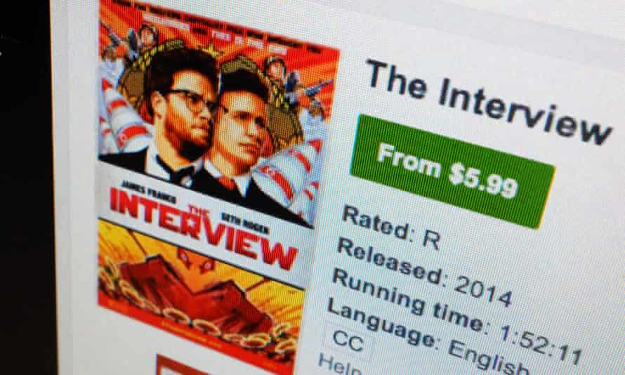 the interview on sale via Google Play
