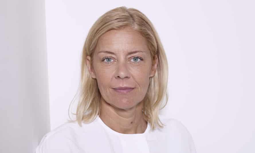 Rebekka Bay, then-creative director of Gap