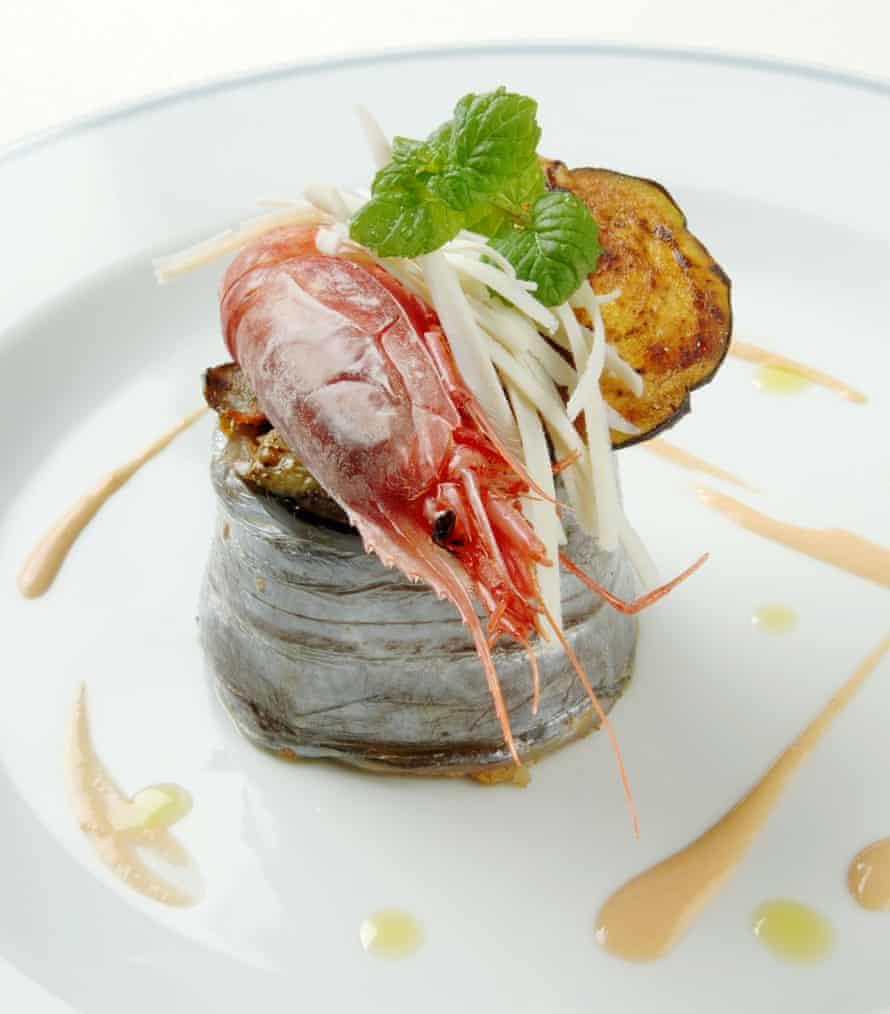 Duomo restaurant, which has two Michelin stars – that they prefer not to talk about much