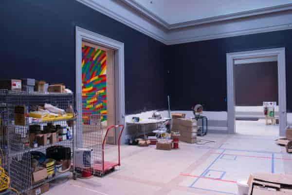 Wadsworth Atheneum renovation