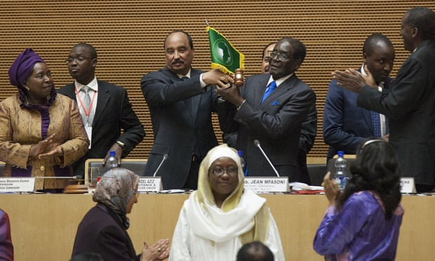 Mugabe's African Union: Looking ahead