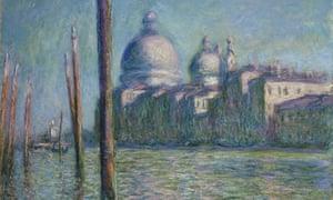 Monet's Grand Canal
