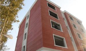 3D-printed apartment block by WinSun