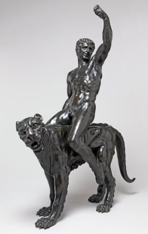 Nude bacchants riding panthers, c.1506-08