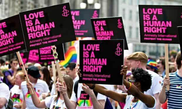Amnesty International human rightsG