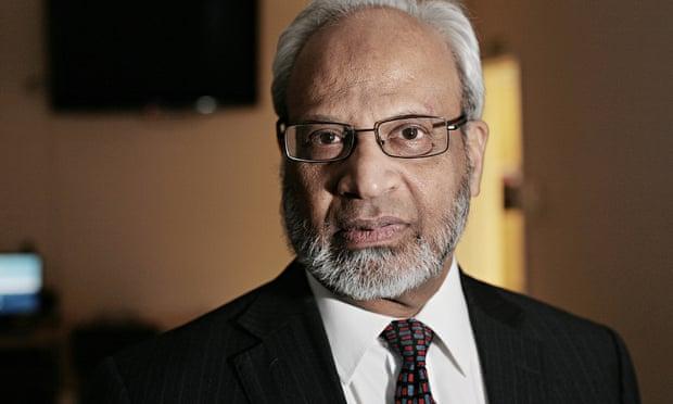 Shuja Shafi, secretary general of the Muslim Council of Britain