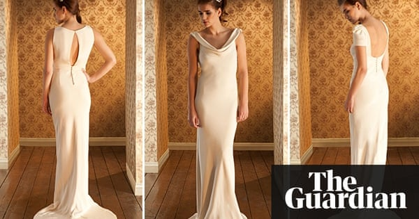 From tit tape to spanx the ultimate guide to wedding day for Underwear under wedding dress
