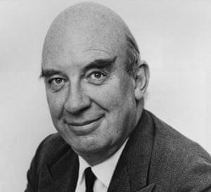 Sir Peter Hayman, former high commissioner in Canada, circa 1980.