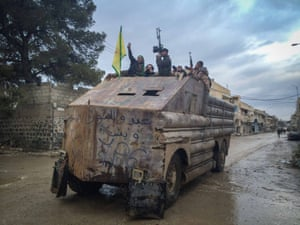 Kurdish fighters have taken full control of the city and pushed Isis forces into the countryside, where the battle continues
