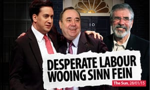 The Tory election poster that even drew the Daily Mail's scorn.