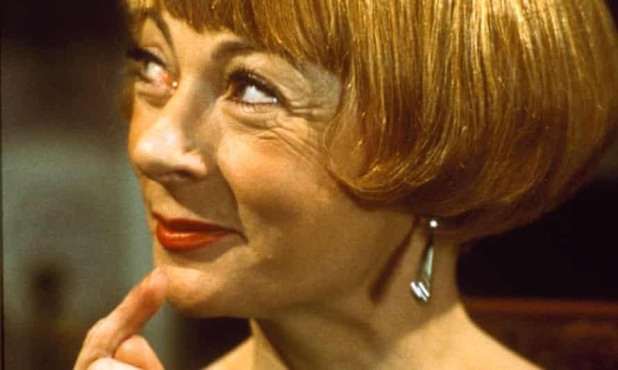 Geraldine McEwan in Mapp and Lucia, ITV, 1985-86.
