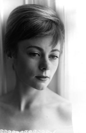 Geraldine McEwan , photographed in 1962