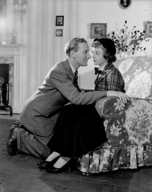 Starring opposite Leslie Phillips in the 1952 production of For Better, For Worse at London's Comedy Theatre
